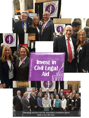 Walk to the Hill for Civil Legal Aid 2016